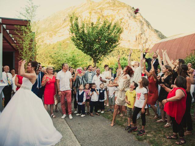 Le mariage de Romain et Justine à Les Adrets, Isère 70