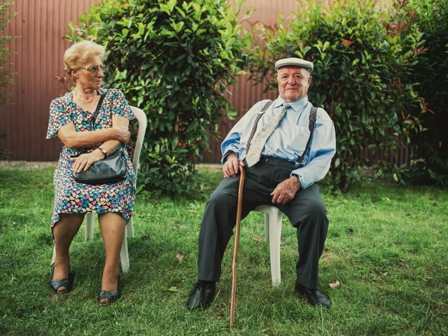 Le mariage de Romain et Justine à Les Adrets, Isère 72