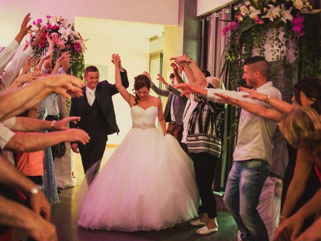 Le mariage de Romain et Justine à Les Adrets, Isère 75