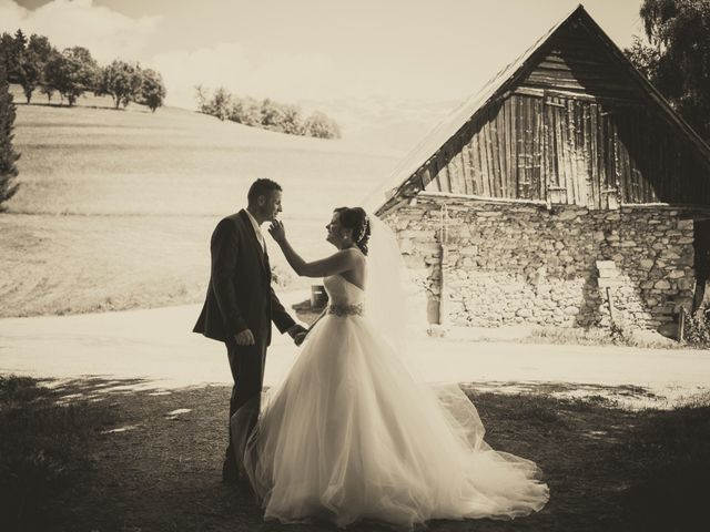 Le mariage de Romain et Justine à Les Adrets, Isère 82