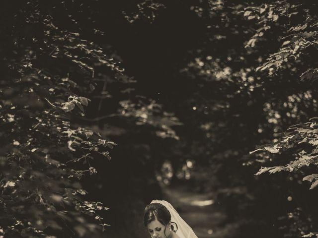 Le mariage de Romain et Justine à Les Adrets, Isère 83