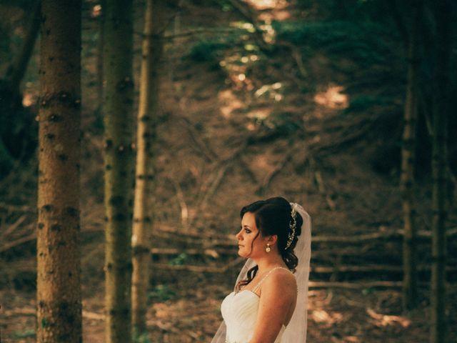 Le mariage de Romain et Justine à Les Adrets, Isère 89