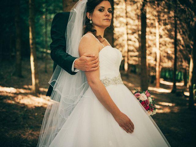 Le mariage de Romain et Justine à Les Adrets, Isère 91