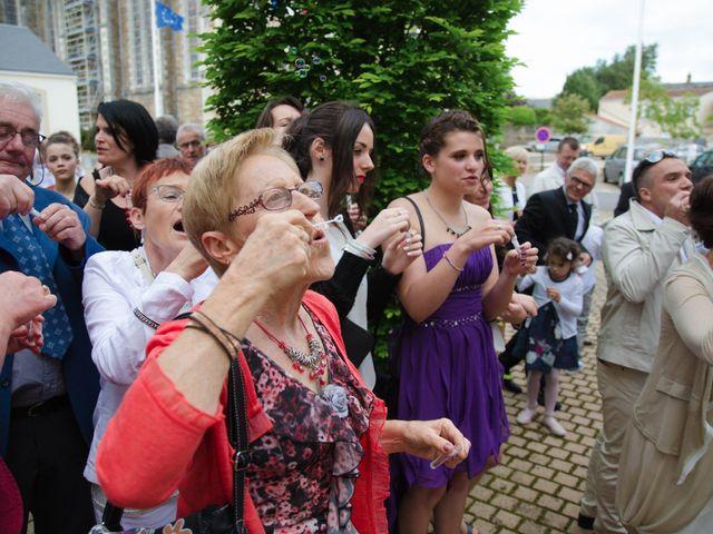Le mariage de Christian et Karine à Sainte-Pazanne, Loire Atlantique 36