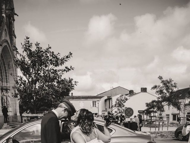 Le mariage de Christian et Karine à Sainte-Pazanne, Loire Atlantique 41