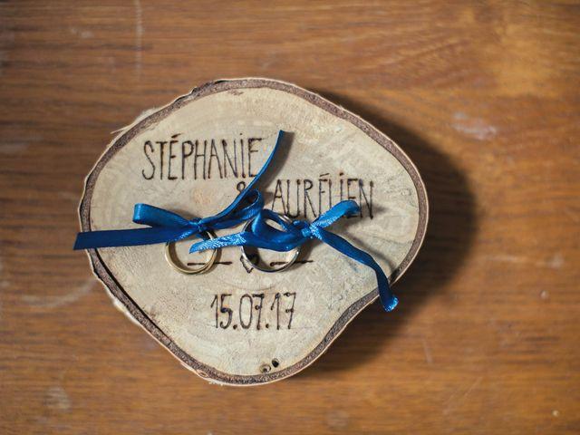 Le mariage de Aurélien et Stéphanie à Fouchy, Bas Rhin 2