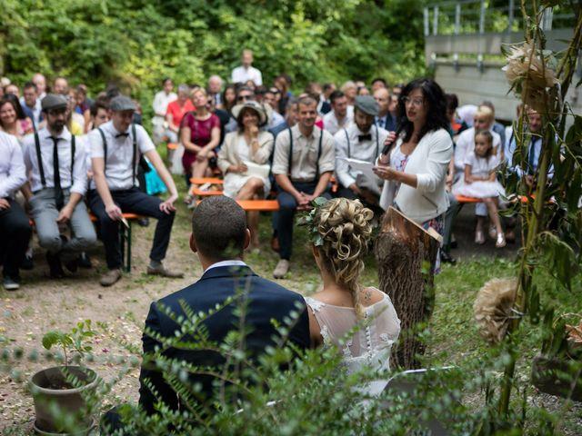 Le mariage de Aurélien et Stéphanie à Fouchy, Bas Rhin 9