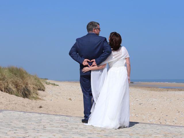 Le mariage de David et Delphine à Noron-la-Poterie, Calvados 1