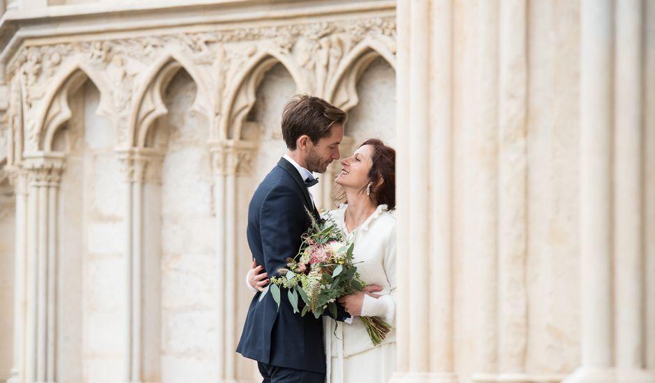 Le mariage de Nicolas et Alice à Bourges, Cher