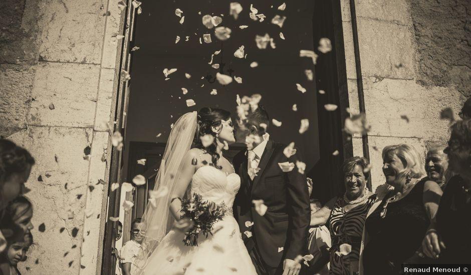 Le mariage de Romain et Justine à Les Adrets, Isère