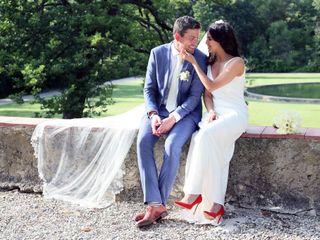 Le mariage de Béatrice et Eoin
