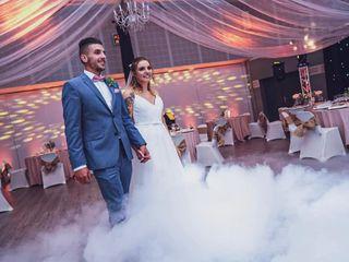 Le mariage de Alicia et Anthony
