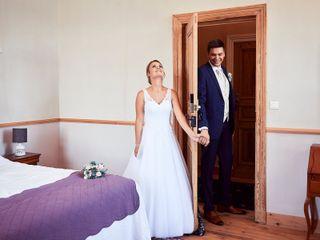 Le mariage de Heloïse et Maxime