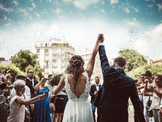 Le mariage de Marina et Loic