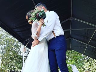 Le mariage de Pauline  et Julien 2