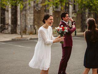 Le mariage de Blandine et David 1