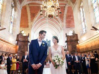 Le mariage de Lorraine et Maxime