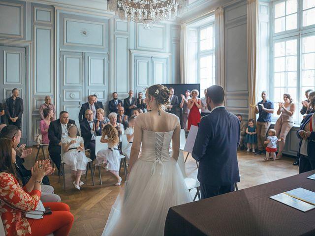 Le mariage de Julien et Noémie à Metz, Moselle 3