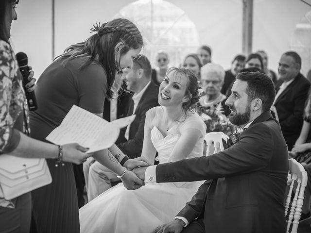 Le mariage de Julien et Noémie à Metz, Moselle 17