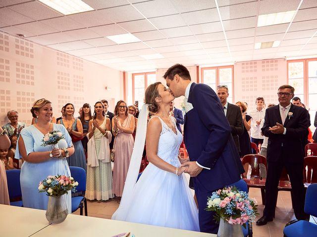 Le mariage de Maxime et Heloïse à Salles-sur-l'Hers, Aude 13