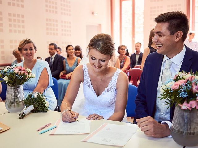 Le mariage de Maxime et Heloïse à Salles-sur-l'Hers, Aude 14