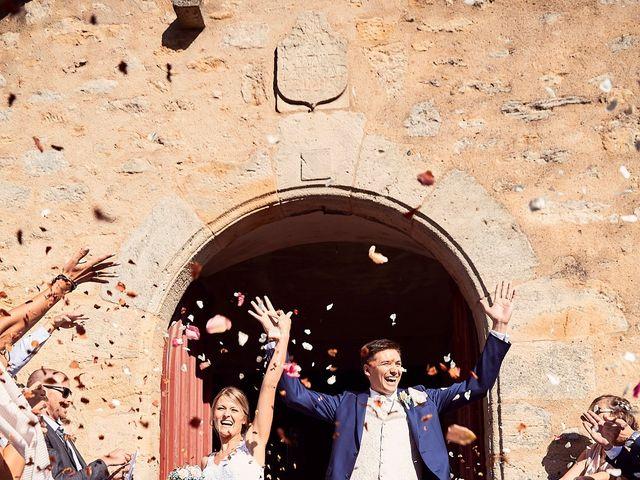 Le mariage de Maxime et Heloïse à Salles-sur-l'Hers, Aude 18