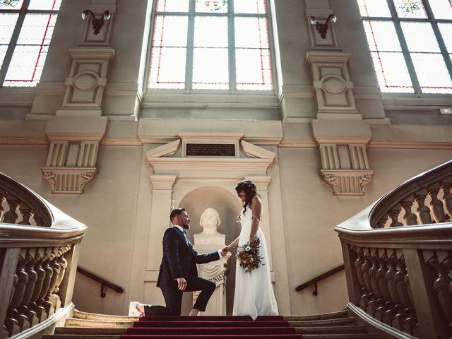 Le mariage de Loic et Marina à Limoges, Haute-Vienne 10