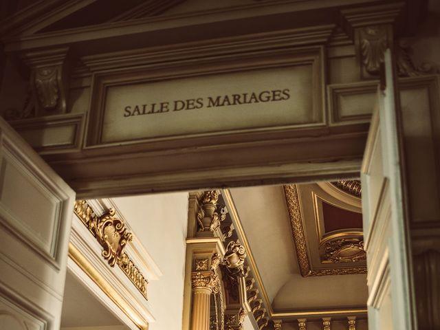 Le mariage de Loic et Marina à Limoges, Haute-Vienne 14