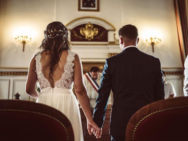 Le mariage de Loic et Marina à Limoges, Haute-Vienne 16