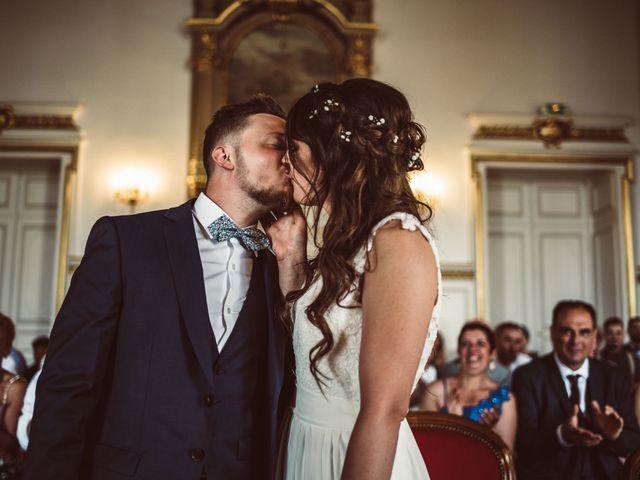 Le mariage de Loic et Marina à Limoges, Haute-Vienne 17