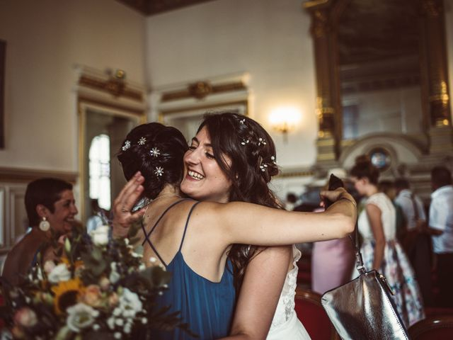 Le mariage de Loic et Marina à Limoges, Haute-Vienne 18