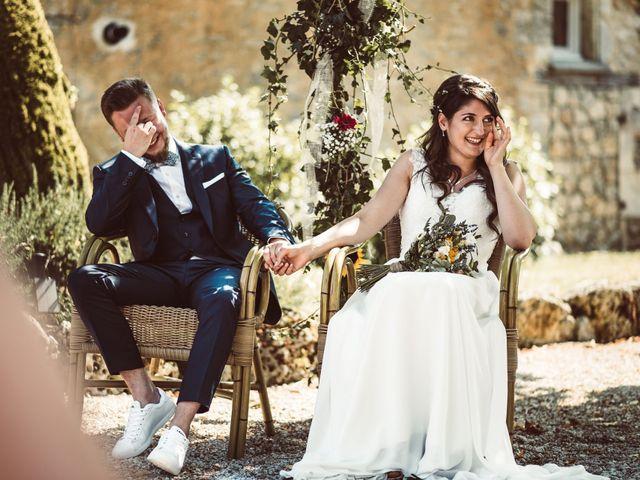 Le mariage de Loic et Marina à Limoges, Haute-Vienne 26