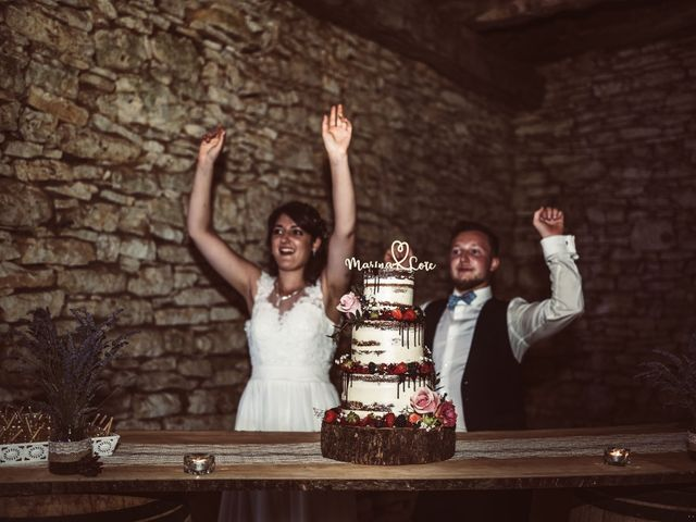 Le mariage de Loic et Marina à Limoges, Haute-Vienne 59