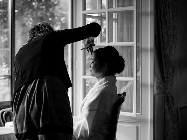 Le mariage de Rodolphe et Akiko à Rigny, Haute-Saône 6