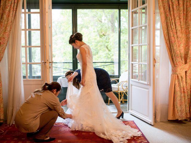 Le mariage de Rodolphe et Akiko à Rigny, Haute-Saône 1