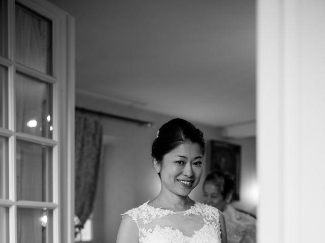 Le mariage de Rodolphe et Akiko à Rigny, Haute-Saône 17