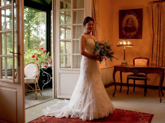 Le mariage de Rodolphe et Akiko à Rigny, Haute-Saône 20