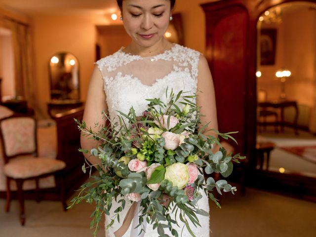 Le mariage de Rodolphe et Akiko à Rigny, Haute-Saône 21