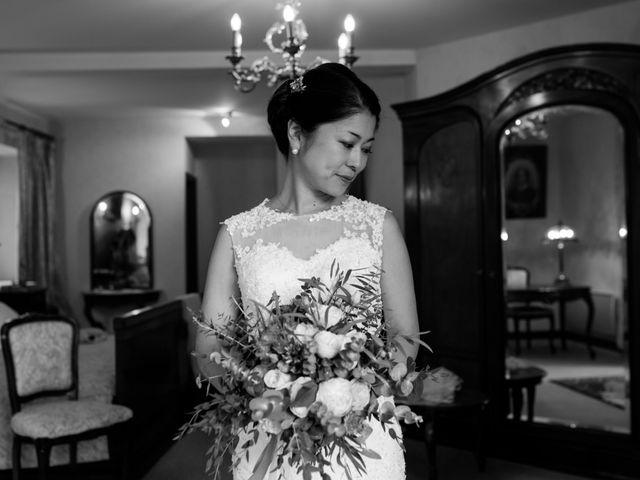 Le mariage de Rodolphe et Akiko à Rigny, Haute-Saône 22
