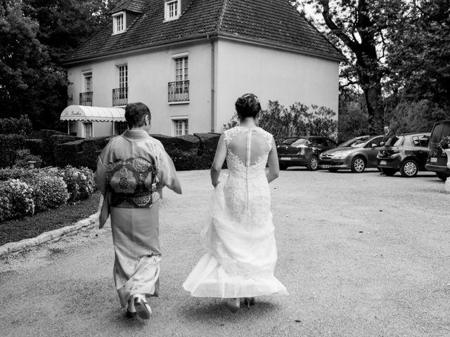 Le mariage de Rodolphe et Akiko à Rigny, Haute-Saône 23