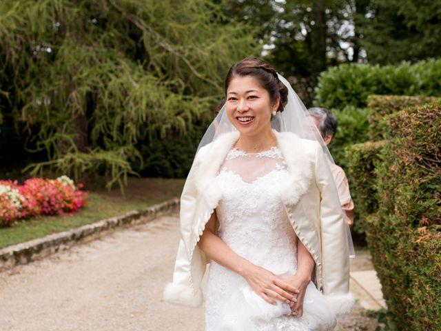 Le mariage de Rodolphe et Akiko à Rigny, Haute-Saône 24