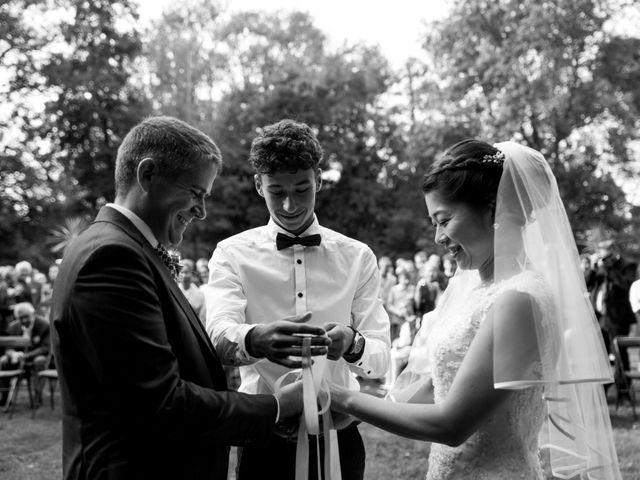 Le mariage de Rodolphe et Akiko à Rigny, Haute-Saône 25