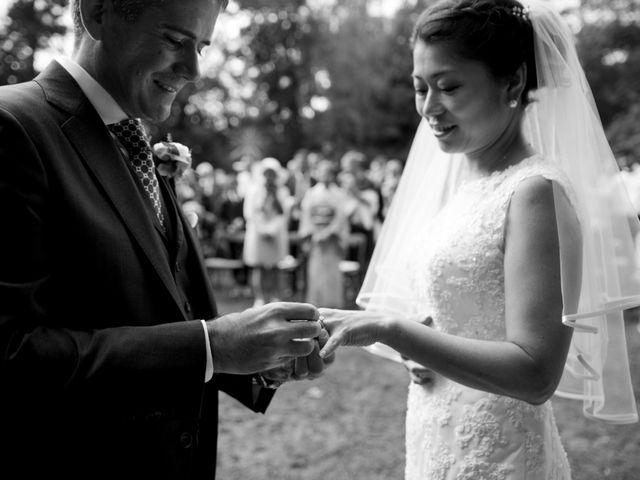 Le mariage de Rodolphe et Akiko à Rigny, Haute-Saône 26