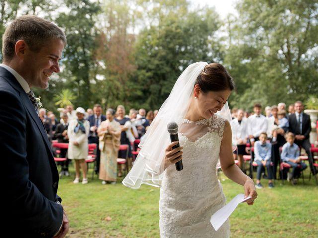 Le mariage de Rodolphe et Akiko à Rigny, Haute-Saône 27