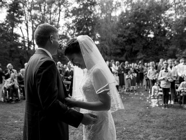 Le mariage de Rodolphe et Akiko à Rigny, Haute-Saône 30