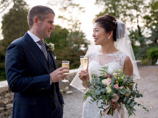 Le mariage de Rodolphe et Akiko à Rigny, Haute-Saône 34