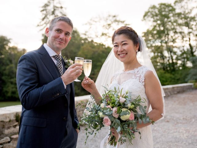 Le mariage de Rodolphe et Akiko à Rigny, Haute-Saône 36