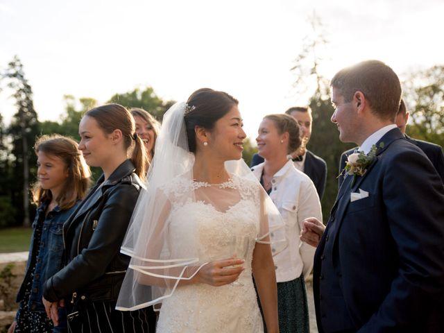 Le mariage de Rodolphe et Akiko à Rigny, Haute-Saône 38