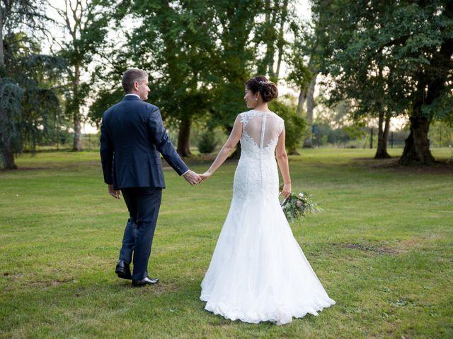 Le mariage de Rodolphe et Akiko à Rigny, Haute-Saône 41