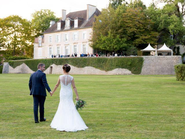 Le mariage de Rodolphe et Akiko à Rigny, Haute-Saône 45